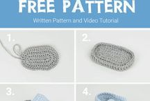 baby crochet patterns free