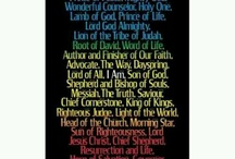He is LORD / by Cheryl Franklin