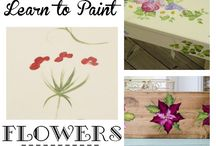 learn how to draw and paint