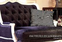 Fauteuils | Rofra Home / Laat u verrassen door onze unieke collectie fauteuils die nergens anders verkrijgbaar is.