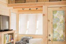 Tiny House Storage & Organization