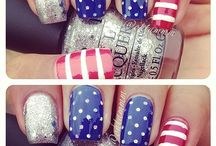 Fun Nails! / Nail art / by Laurie D'Amore