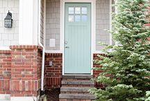 Home exterior ideas