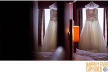 The Dress / Amazing bride's dresses from Happily Ever Captured weddings. www.happilyevercaptured.com