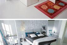 Garderobe og soverom