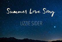 SUMMER LOVE SONG / My new single, SUMMER LOVE SONG, is featured in Karen Kingsbury's A TIME TO DANCE staring Jennie Garth, Dan Payne and Corbin Bernsen.