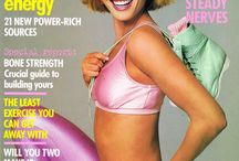 1986Cosmopolitan, Elle, Vogue and other Magazine Covers