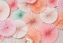Papers decor