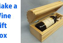 Wood Wine Projects