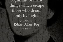 Edgar Allan Poe, H.P. Lovecraft, Robert Louis Stevenson