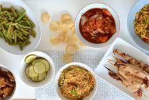 Eten recepten om te maken
