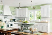 Kitchen / by Alyson Woodend