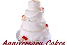 Anniversary Cakes Online to Delhi with Free Shipping - Zoganto / Anniversary Cakes in Delhi - Explore zoganto.com for fresh cakes to celebrate your anniversary on time with your choiced cake with your guests.