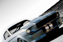 Muscle Car Americane