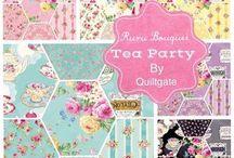 Ruru Bouquet Tea Party