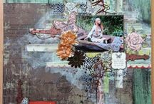 Scrapbooking Layouts - Single Pages