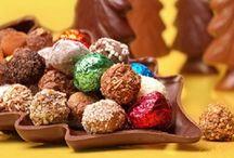 τρουφάκια/σοκολατακια
