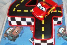 Lightning McQueen birthday party!
