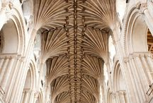 Architecture - ribbed vaults