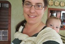 Babywearing / by Maura Williams