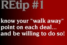 Tuesday Tips / Every Tuesday we bring you a new real estate tip...