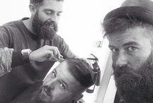 Barbier-Barber shop
