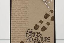 Cards - Daring Adventure