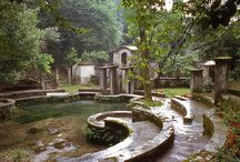 enchanting places I'd love to be / by Ginger-Rose Krueck
