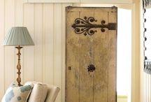 Barn doors / by Sam Crowley
