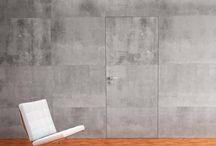 Bauxt Monolite RM / A disappearing act, is Bauxt's Monolite RM door. Perfect for a panic or a secret room, thanks to it's ability to be flush with the wall, it can disappear or stand out like a artwork   ||   Il mimetismo perfetto delle forme si concretizza con la Monolite Raso Muro di Bauxt. Perfetta per panic room e stanze segrete grazie alla sua complanarietà alla parete, può mimetizzarsi con la parete o spiccare come un'opera d'arte.