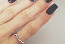 uñas manos