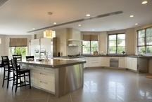 House: Kitchen / by Michelle .