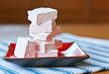 Food - Gourmet marshmallows