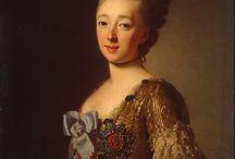 18th century: Russia