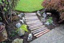 Garden ideas / by Kate