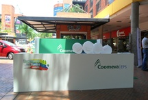 COOMEVA EPS - EVENTO BTL / Evento BTL para la Empresa Promotora de Salud Coomeva en Cali, Colombia