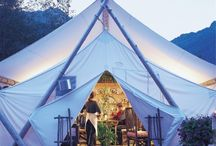 Outdoor Camping / Best beautiful places to go glamping