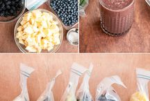 Green smoothies / by Sherri