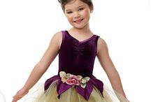 baby-kid's ballet costume