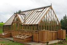 My dream greenhouse
