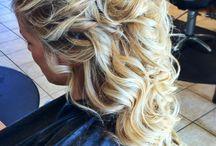 wedding  hair do / by Glendaly Gonzalez