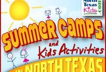 2016 DFW Summer Camps / There are several summer camp programs in North Texas to choose from, where your children can make new friends, learn a new skill and engage their creativity and imagination! Make it even more fun by organizing a group of your child's friends to attend the same camp at the same time. Our Summer Camps and Kids Activities Guide is broken down into categories so you can easily find what you're looking for. #summercamps #kidsactivities #dfw #northtexaskids