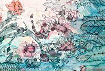 Water media-Monika Tichacek