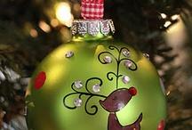 Ornaments / by Ashley Hurley