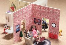 Dolls house etc