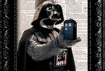 Star Wars and Doctor Who