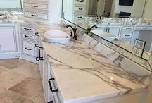 2017 Bathroom Works Inspiration / 2017 Bathroom Works by Luxury Countertops