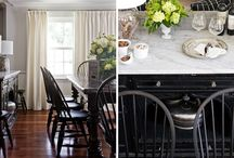 Cozy Dining / by Christine Hollinger
