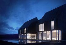 architecture - icelandic coastal house, Juraj Talcik