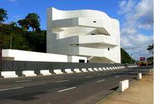 Arquitetura - Museus